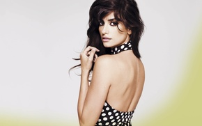 Картинка модель, Penelope Cruz, испанская киноактриса