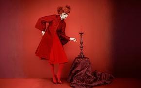 Картинка модель, Russia, Ruby Aldridge, Harper's Bazaar
