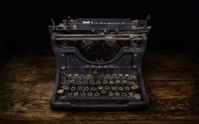 Картинка Lost, Abandoned, Typewriter