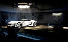 Картинка Concept, концепт, Citroen, ситроен