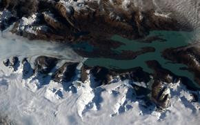 Картинка космос, земля, Patagonia