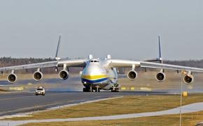 Картинка airplane, aviation, jet, antonov