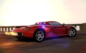 Картинка Cars, NFS Most Wanted 2012, Сидж, Porshe Carrera GT