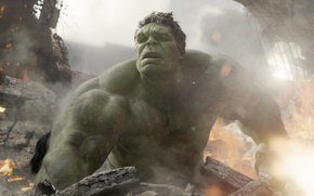Обои Мстители, The avengers, Халк, avengers, Hulk