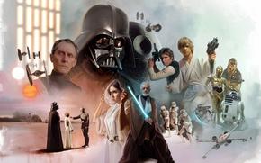 Картинка cinema, Star Wars, Dark Side, movie, film, jedi, light saber, Sith lord, jedi knight, black …