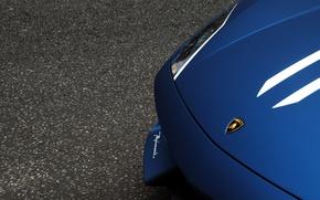 Картинка cars, auto, spyder, обои авто, сars walls, LP570-4, Lamborghini Gallardo, Supercar, Lamborghini Gallardo LP570-4 Spyder