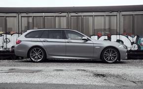 Картинка BMW, x-drive, F11, 550d