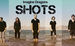 Картинка группа, инди-рок, Imagine Dragons, Дэн Рейнольдс