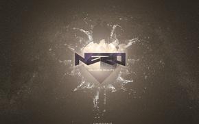 Обои Nero, драм-н-бэйс и дабстеп, Welcome Reality, Reneartlol, dubstep, drum-n-bass, электронный, electronic music, играющий в стиле, ...