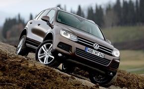 Обои Volkswagen, Touareg