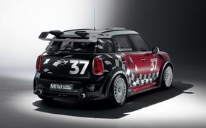 Картинка Авто, Тюнинг, Mini Cooper, Графика, WRC, Rally, MINI, Мини Купер