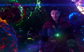 Картинка Магия, Disney, Marvel, Magic, Бенедикт Камбербэтч, Benedict Cumberbatch, Doctor Strange, bargain, Доктор Стрэндж, Marvel Studios, …