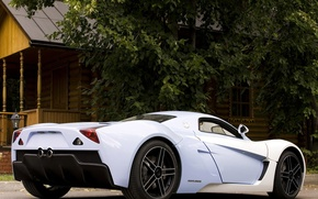 Картинка машины, автомобиль, Marussia, Маруся