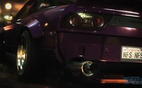 Картинка Nissan, nfs, 180, нфс, Need for Speed 2015, this autumn, new era