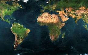 Картинка материки, карта мира, география, географическая