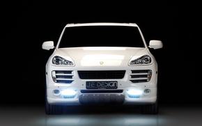 Картинка 2008, Porsche, порше, Cayenne, кайен, GTS, 957, Je Design