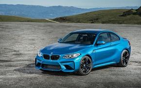 Картинка BMW, горизонт, Coupe