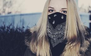 Обои hip hop, girl, девушка, gangsta, beautiful, банда