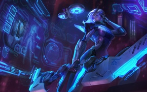 Картинка lol, league of legends, Ashe, riot games, riot, Project Ashe, Проект Эш