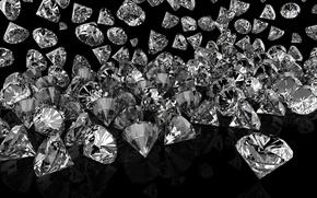 Картинка бриллианты, glow, brilliant, sparkle, glitter, diamonds, jem
