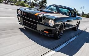 Обои Mustang, форд, 1965, мустанг, Ringbrothers, Ford