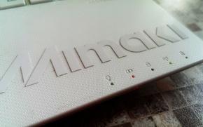 Картинка лого, ноутбук, принтер, mimaki