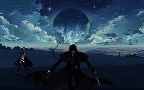 Картинка Hellsing, Alucard, Vampir