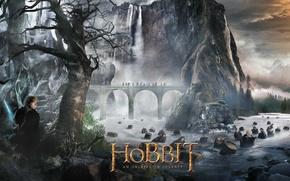 Обои Джон Рональд Руэл Толкин, Хоббит: Нежданное путешествие, John Ronald Reuel Tolkien, The Hobbit: An Unexpected ...