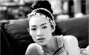 Картинка girl, beauty, china, asian, zhang, ziyi