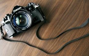 Картинка фото, камера, объектив, canon a1