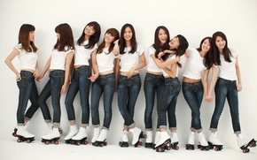 Картинка Beautiful, Asian, Girls, SNSD, Kpop, Girls' Generation, Korean, Gee