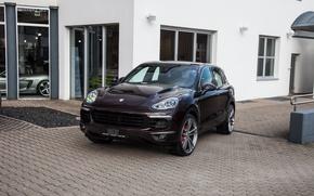 Картинка Porsche, порше, Cayenne, кайен, TechArt
