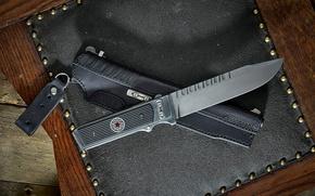 Картинка Нож, metal, weapon, серп, model, косяк, blade, good, резак, тесак, heavy, knife, original, shadow, cold, …