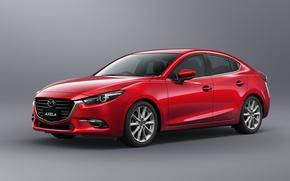 Картинка фон, седан, Mazda 3, мазда, Sedan