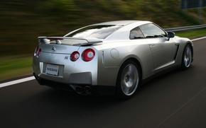 Обои SpecV, GT-R, Nissan