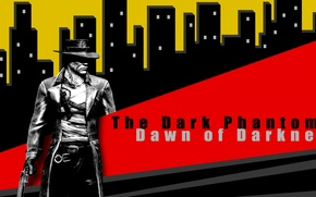 Картинка dawn of darkness, shabgard, the dark phantom, toloue tariki