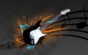 Обои музыка, Гитара, электрогитара, fender, stratocaster, squier, strat