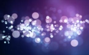 Картинка фиолетовый, цвета, круги, абстракция, фон, обои, яркость