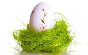 Картинка фото, Пасха, Яйца, Праздники