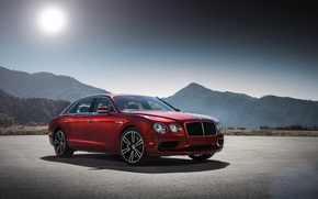 Обои Bentley, бентли, Flying Spur, флаинг спур