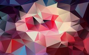 Картинка свет, линии, обои, цвет, текстура, фигура, угол, геометрия, абстрактно, кут