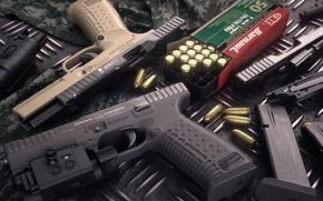 Картинка пистолет, оружие, gun, Стриж, Arsenal Firearms, Strike One