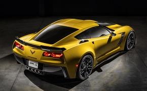Картинка Corvette, Auto, Stingray, 2014