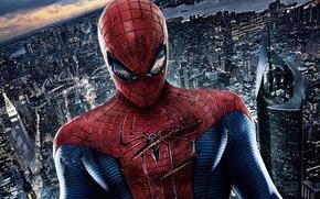 Картинка кино, фильм, актёр, The Amazing Spider-Man, Новый Человек-паук, Эндрю Гарфилд