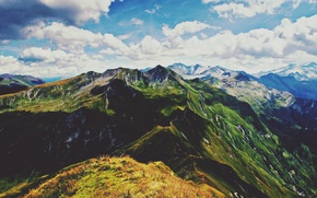 Картинка nature, mountains, landscapes
