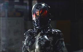 Картинка скафандр, шлем, броня, защитный костюм, armor, helmet, armored suit, бронированный костюм