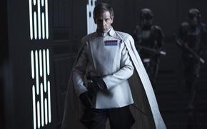 Картинка man, movie, film, powerful, uniform, seifuku, spin-off, blaster, Rogue One: A Star Wars Story, Rogue …