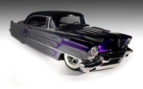 Обои Cadillac, тюнинг, lowrider, Firemaker