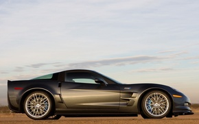 Обои Corvette, суперкар, ZR1