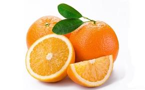 Обои оранжевый, апельсин, еда, апельсины, фрукты, витамины, дольки, сочно, аппетитный, сладкий, сочный